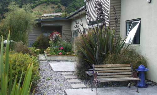 Picture of House requiring House Sitter at Kiwi House Sitters, New Zealand. Location Lud Valley, Nelson 7071